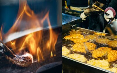 Grilling vs. Deep Frying: Why Grilling is a Preferred Cooking Method among Millennials